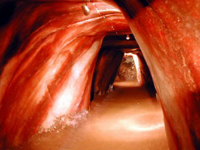 ヒマラヤ岩塩洞窟